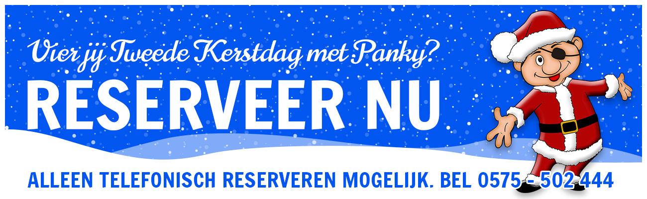 Vier Tweede Kerstdag bij Speelparadijs Pannenkoekenhuis Voorst